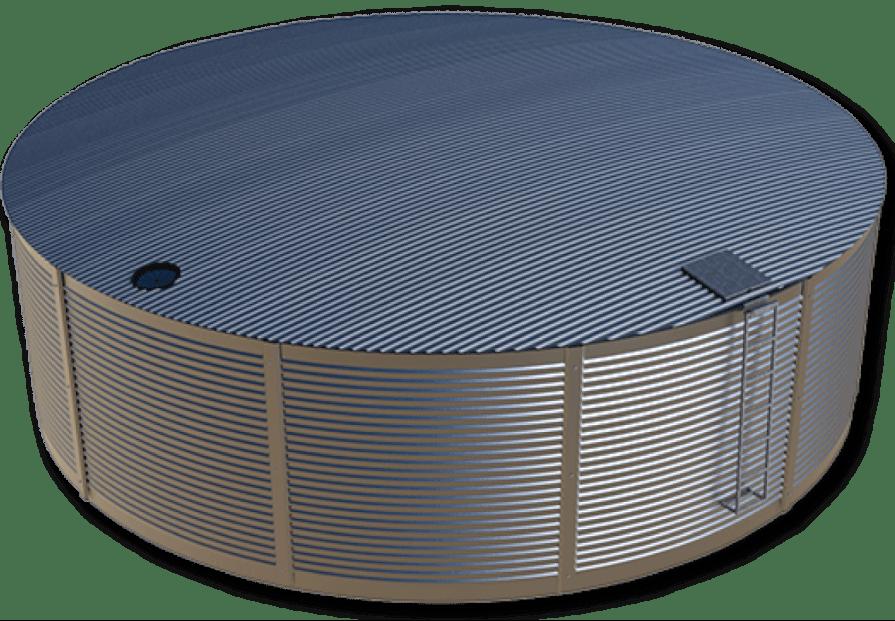 Steel Rainwater Tank