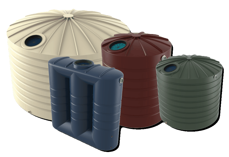 Poly Rainwater Tanks Gatton