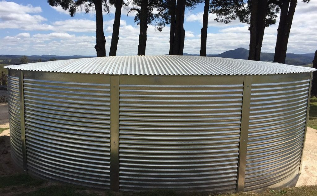 steel liner tanks aqualine