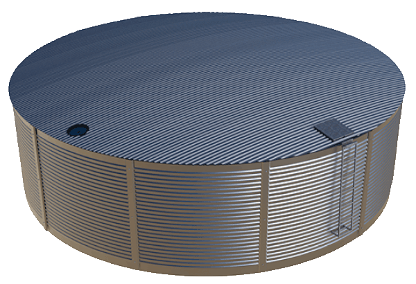 Aqualine Steel Tanks