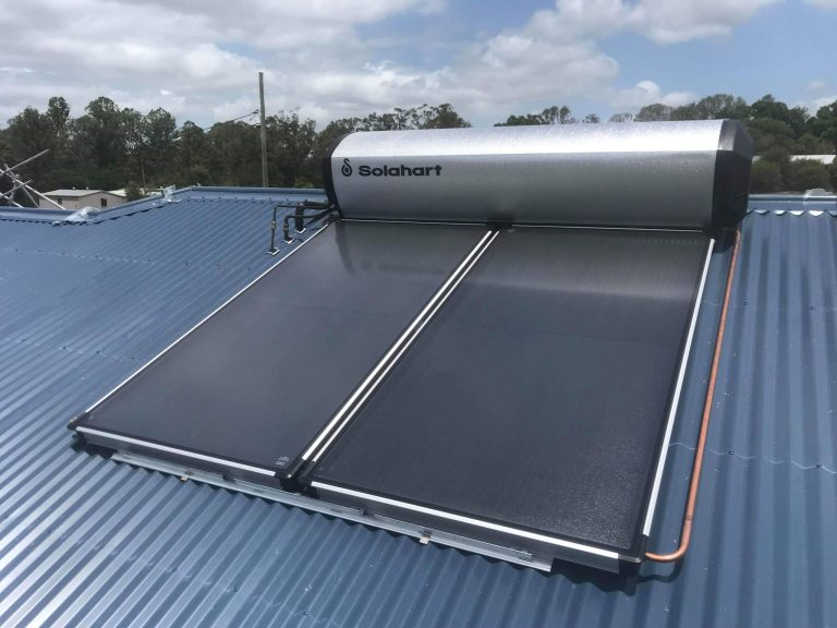 solar hot water systems Ipswich