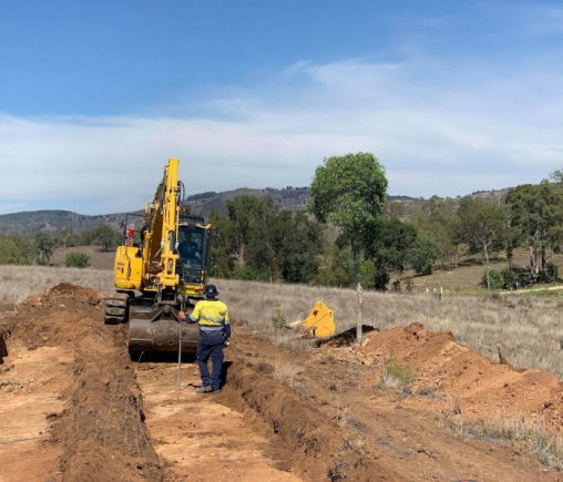 Redshaw Earthmoving - Lockyer Valley, Gatton, Laidley, Plainland, Hattonvale